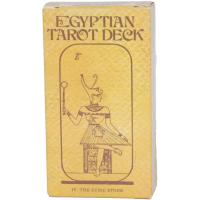 Tarot coleccion Egyptian Tarot Deck (1980) (EN) (AGM) (USG) (FT)