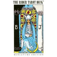 Tarot Rider Waite (Miniature Edition) (Printed in China) (EN...