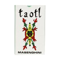 Tarot Taotl Messicano - Masenghini (72 Cartas) (IT) (Dal) (0...