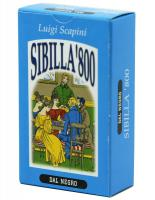 Oraculo Sibilla 800 (52 Cartas) (It) (Dal) (02/16)
