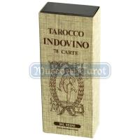 Tarot Tarocco Indovino (Cofre Marrón  (IT) (Dal) (02/16)