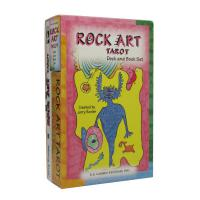 Tarot coleccion Rock Art - Jerry Roelen (Set)(EN) (USG) (199...