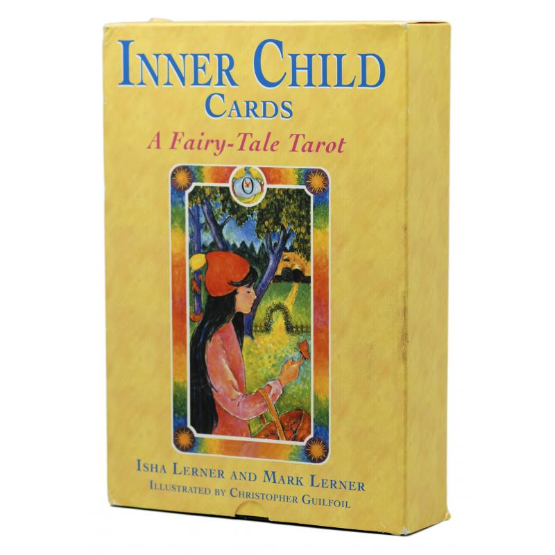 Tarot coleccion Inner Child Cards a Fairy-Tale Tarot - Isha Lerner and Mark Lerner - Christopher Guilfoil (Set) (EN) (Bear) (FT)