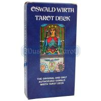 Tarot coleccion Oswald Wirth Tarot Deck - (Printed in Switzerland) (2ª Edicion) (EN) (AGM) (USG) 0618