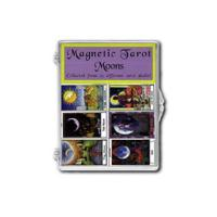 Magnetic Tarot Moons (15 Cartas Imantadas) (HAS)