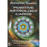 Oraculo Positive Astrology Cards - Krystal Savoy (Set) (73 C...