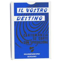 Tarot Vostro Destino (52 Cartas Pocker) (IT) (DAL) (02/16)