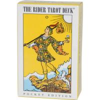 Tarot Rider Waite - El Original (Pocket) (EN) (USG)