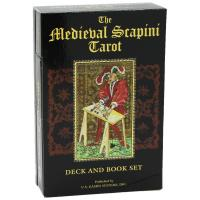 Tarot The Medieval Scapini (Set) (99 Cartas) (En) (USG)