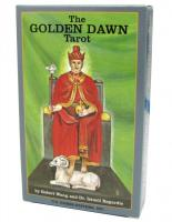 Tarot The Golden Dawn Tarot - Robert Wang & Dr. Israeli Rega...