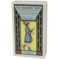 Tarot coleccion The Marziano Tarot: the oldest known Tarot -...