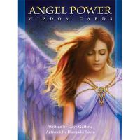Oraculo  Angel Power ( Gayan Sylvie) (EN)(libro + 45 Cartas)...