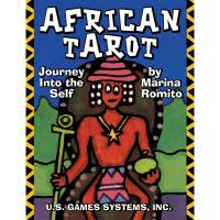 Tarot African Tarot - Journey into the self - Marina Romito ...