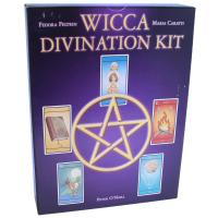 Tarot coleccion Wicca Divination - (Set) (Ingles) (Sca)