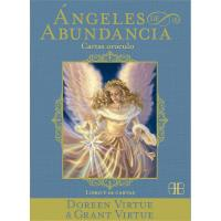Oraculo Angeles de Abundancia  (Libro + 44 Cartas)(AB)(ES)Do...