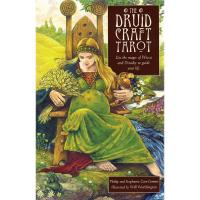 Tarot  Druid Craft Tarot - Philip and Stephanie Carr-Gomm -2...