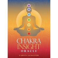 Oraculo Chakra Insight Oracle -Caryn Sangster (Set) (49 cart...