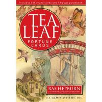 Tarot coleccion Tea Leaf (Fortune Cards) - Rae Hepburn & Sha...