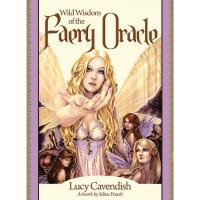 Oraculo  Wild Wisdom of the Faery Oracle (Set) (47 Cartas) (...