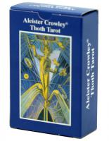 Tarot Aleister Crowley Thoth Tarot (Pocket) (EN) (Agm)
