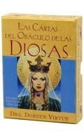 Oraculo Cartas del Oraculo de las Diosas - Doreen Virtue (Se...